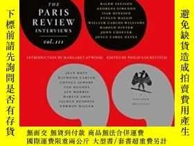 二手書博民逛書店The罕見Paris Review Interviews, IiiY255562 The Paris Revi