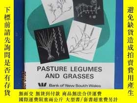 二手書博民逛書店英文書罕見PASTURE LEGUMES AND GRASSES 共78頁Y15969 出版1975