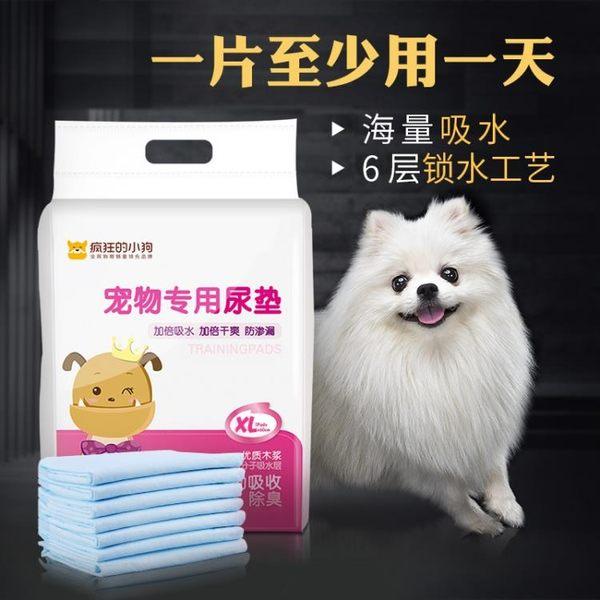 寵物尿片寵物用品尿墊貓尿布泰迪尿不濕吸水墊加厚除臭 【快速出貨】