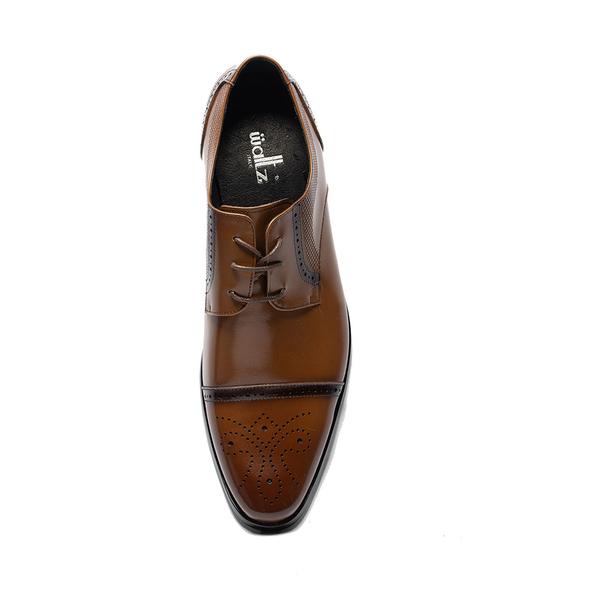 Waltz-時尚擦色紳士鞋212572-06棕