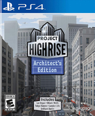 PS4 大廈管理者:建築師版(簡體中文版)