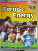 【書寶二手書T4/科學_QCZ】Forms of Energy_Anna Claybourne