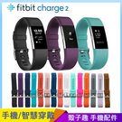 Fitbit charge 2 斜紋錶帶...