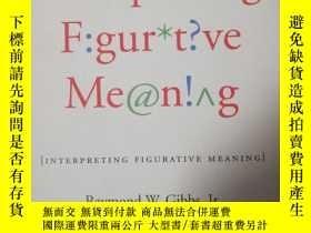 二手書博民逛書店Interpreting罕見Figurative Meaning