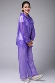 時尚透明套裝雨衣