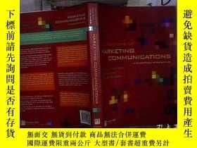 二手書博民逛書店FOUNDATIONS罕見OF MARKETING COMMUNICATIONS 營銷傳播學基礎Y180897