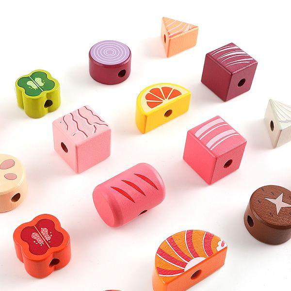 芬蘭 Top Bright 形狀認知BBQ烤肉店|桌遊|益智遊戲