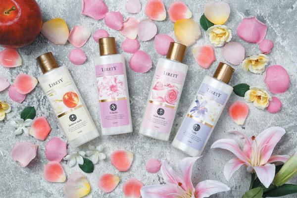 日本Lirety【美容保濕精華身體乳(150ml) #玫瑰花蕾】保濕潤澤 柔嫩彈性 超值優惠特價中
