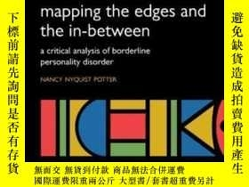 二手書博民逛書店Mapping罕見The Edges And The In-be