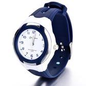 兒童手錶男孩子電子錶女孩夜光防水男童小學生指針5-15歲