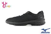Mizuno 美津濃 成人女款 FS900 舒適輕量 套入式免綁帶 健走鞋 休閒鞋 H9250#黑色◆OSOME奧森鞋業