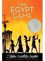 二手書博民逛書店 《The Egypt Game》 R2Y ISBN:9781416990512│Snyder