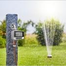 灌溉噴頭新品雨感大屏幕全自動澆花器花園陽臺澆水神器定時智能灌溉控制器 小山好物