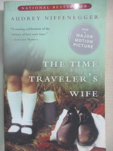 【書寶二手書T5/原文小說_ITA】The Time Traveler s Wife_Andrey Niffe