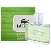 Lacoste Essential 異想世界男性淡香水 40ml 外盒壓傷
