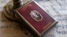 【USPCC撲克】Ludwig van Beethoven (Composers) Playing Cards S103050263