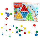 百變插珠 (36粒) 兒童串珠 拼接組合積木 立體繞珠 益智玩具 1728 好娃娃