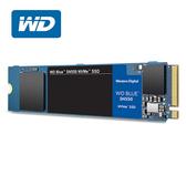 WD 威騰 藍標 SN550 1TB SSD PCIe NVMe 固態硬碟