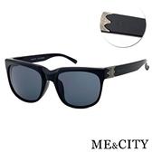 【南紡購物中心】【SUNS】ME&CITY 時尚性格太陽眼鏡 抗UV400(ME110021 L000)