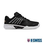 K-SWISS Hypercourt Express 2透氣輕量網球鞋-男-黑/白/金