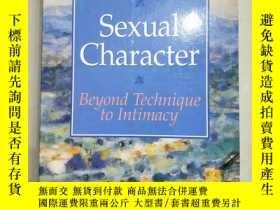 二手書博民逛書店Sexual罕見Character: Beyond Techni