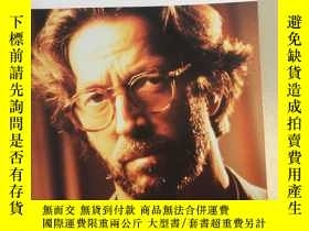 二手書博民逛書店Eric罕見Clapton:in his own words(英