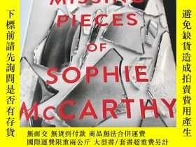 二手書博民逛書店the罕見missing pieces of Sophie Mc