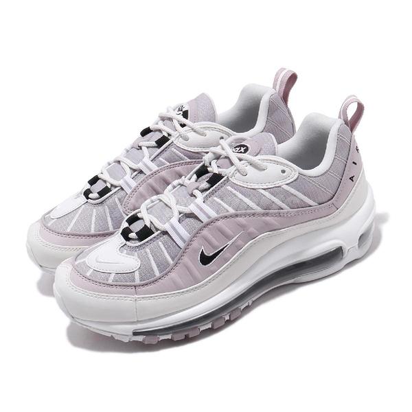 Nike 休閒鞋 Wmns Air Max 98 紫 白 女鞋 運動鞋 氣墊 【PUMP306】 CI3709-001