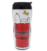 【卡漫城】Snoopy 隨行杯 ㊣版 糊塗塔客 塔客 史奴比 史努比 隨手杯 隨身杯 隔熱水杯 隨手壺  380cc