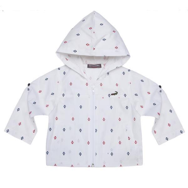『小鱷魚童裝』連帽薄外套(01號~08號)369701