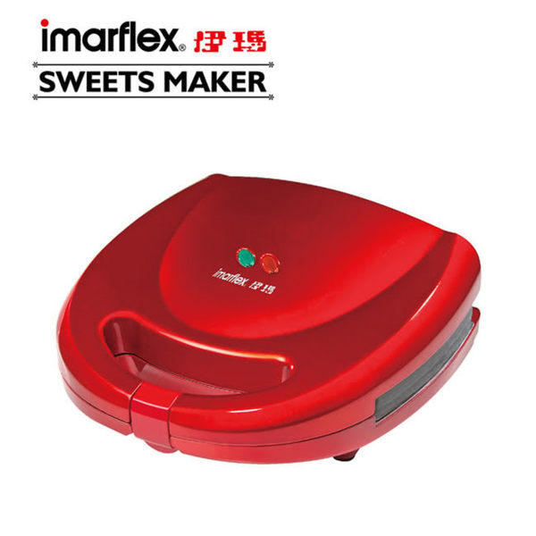 【Imarflex 伊瑪】 5合1烤盤鬆餅機IW-702