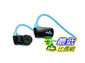 [103 美国直购] Sony NWZW273 4 GB Waterproof Walkman Sports MP3 Player (Blue) $4619