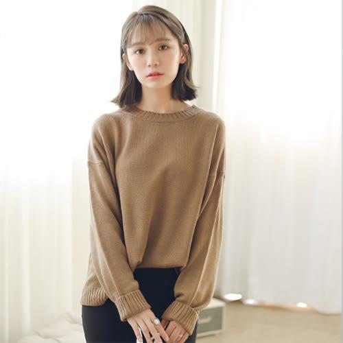針織衫-Tirlo-推薦!優質百搭圓領針織衫-14色