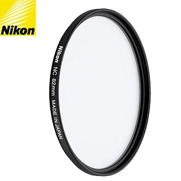 郵寄免運費 3C LiFe NIKON尼康NC FILTER 82mm 多層鍍膜保護鏡 Neutral Color Filter中性顏色濾鏡