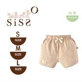 【SISSO有機棉】法式經典寶寶小短褲 S M L