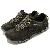 Merrell 戶外鞋 All Out Blaze Vent GTX 黑 綠 男鞋 登山鞋 健行鞋【PUMP306】 ML32797