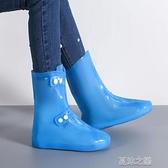 鞋套 雨鞋 雨鞋套水鞋女男鞋套防水防滑雨鞋套兒童雨鞋防水鞋女防雨鞋套雨靴 快速出貨