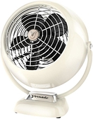 Vornado CR1-0061-75 vfan 高35cm 3段 復古 白 美國進口 電風扇 循環扇