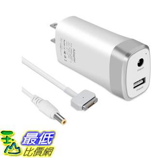 【美國代購】Apple MacBook Pro 13英寸帶Retina 60W迷你充電器 2012年底後 額外的USB端口