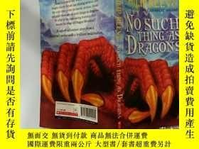 二手書博民逛書店No罕見such Thing As Dragons:沒有龍這樣的東西Y200392
