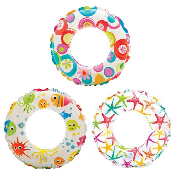 3~6歲使用 兒童充氣游泳圈   泳池浴缸玩水學游泳  橘魔法Baby magic 現貨 泳圈