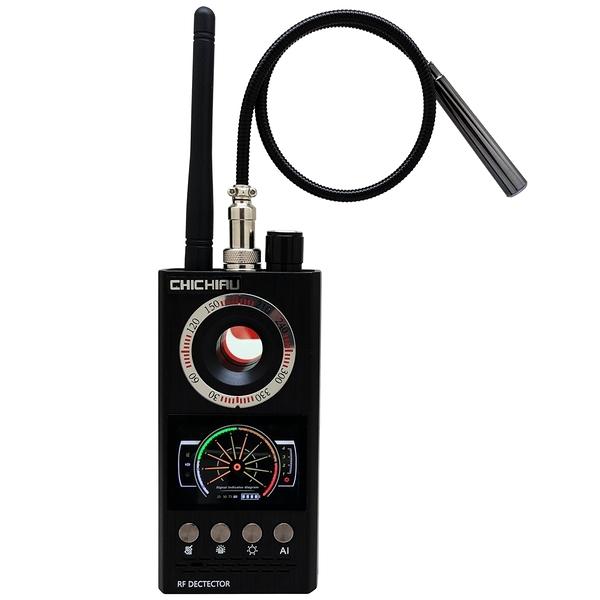 新版智能GPS磁吸偵測/RF無線訊號偵測器/反偷拍反監聽追蹤器G330@桃保