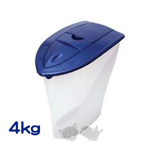[寵樂子] 美國PETMATE《MICROBAN》飼料桶-4公斤