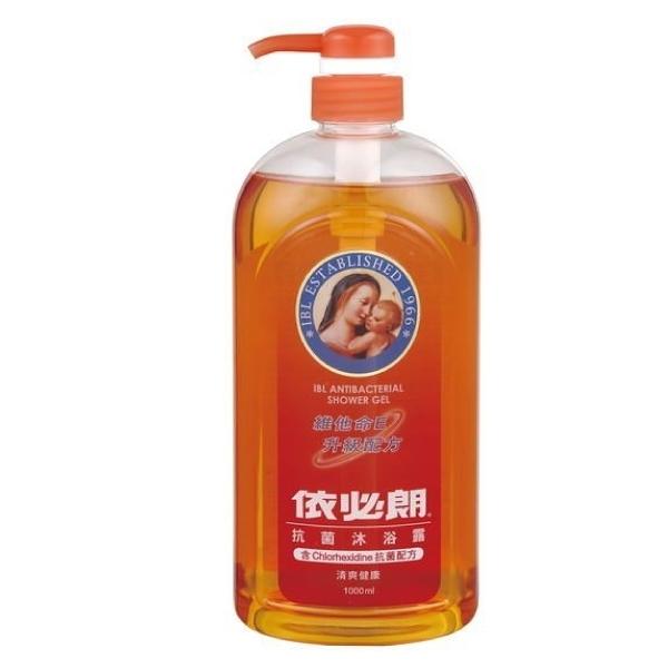 依必朗 抗菌沐浴露 清爽健康 (1000ml / 2瓶)【杏一】