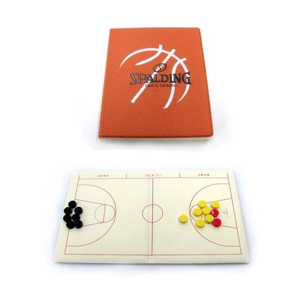 SPALDING 89-106 籃球皮戰術盤(斯伯丁 戰術板 教戰板 教練板 免運≡排汗專家≡