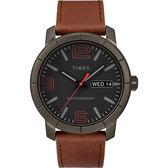 TIMEX 天美時 手錶(TXTW2R64000) 風格系列 男錶/44mm