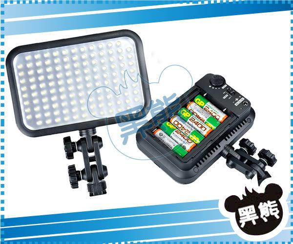 黑熊館 Godox 神牛 LED Video Light 126 攝影燈 補光 錄影燈 輔助燈 太陽燈 CANON