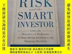 二手書博民逛書店Risk罕見and the Smart Investor: Us