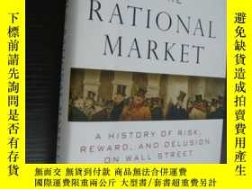 二手書博民逛書店The罕見Myth of the Rational Market