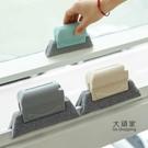 縫隙清潔刷 洗掃窗戶凹槽刷浴室地板刷家用強力清潔刷子地磚瓷磚刷